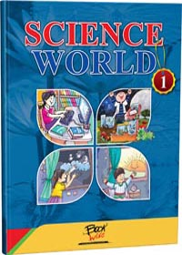 Science World - Book 1
